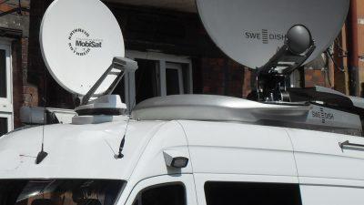 Mobile Broadcasting